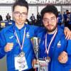 Medaglia di bronzo per due giovani atleti collepassesi all'Open internazionale Krav Maga di Parigi