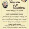 E' morta Pasqualina Paglialonga