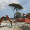 Rotatoria Masseria Grande: si smantellano le opere abusive realizzate. Vincono i cittadini e le opposizioni