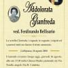 È morta Addolorata Gianfreda, ved. Bellisario
