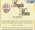 È morta Angela Marra in Contini