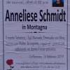 È morta Anneliese Schmidt in Montagna