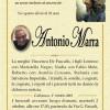 È morto Antonio Marra