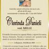 È morta Clorinda Danieli