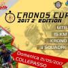 Domenica 21 maggio, ore 9.30, Mtb Collepasso organizza la 2ª edizione di Cronos Cup lungo le Serre salentine