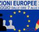 Elezioni europee: alle ore 12 a Collepasso ha votato l'11,34% degli elettori