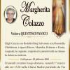 È morta Margherita Colazzo, ved. Panico