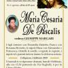 È morta Maria Cesaria De Pascalis, ved. Margari