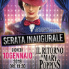 """""""Il ritorno di Mary Poppins"""" apre il 10 gennaio l'edizione 2019 dell'annuale """"Progetto Cinema"""""""