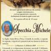 È morto Michele Specchia