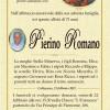 È morto Pierino Romano