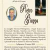 È morto Pietro Giuppa