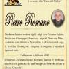 E' morto Pietro Romano