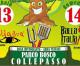 """Sagra """"Te li sapori Saracini"""" nella verde frescura del Parco Bosco (sabato 13 e domenica 14 luglio)"""