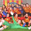 Campionato di serie C femminile: domenica a Collepasso l'incontro Salento Women S.-New Team S. Marco A.