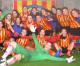 In serie C femminile strepitosa vittoria (4-2) sul sintetico di Collepasso della Salento Women contro la capolista Napoli Femminile
