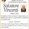 E' morto Salvatore Vincenti