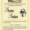 È morto Silvano Sindaco