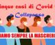 """Cinque collepassesi """"positivi"""" al Covid-19. È emergenza nel paese: occorre rispettare e far rispettare ogni prescrizione"""