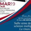 """""""Sulle orme della sclerosi multipla. La rinascita"""", presentazione libro autobiografico di Maria De Giovanni (sabato 2 marzo, ore 18.30)"""