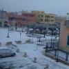 La Befana porta la neve anche a Collepasso e sull'intero Salento