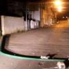 """La """"foto (e il fatto) del giorno"""": il """"palo caduto"""" di via Martiri d'Otranto"""