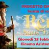 """Progetto Cinema 2019: Serata di solidarietà con """"Remi"""" di Antoine Blossier (giovedì 28 febbraio, ore 19.30, cinema Ariston)"""