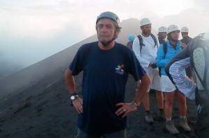 4 Finalmente sul cratere