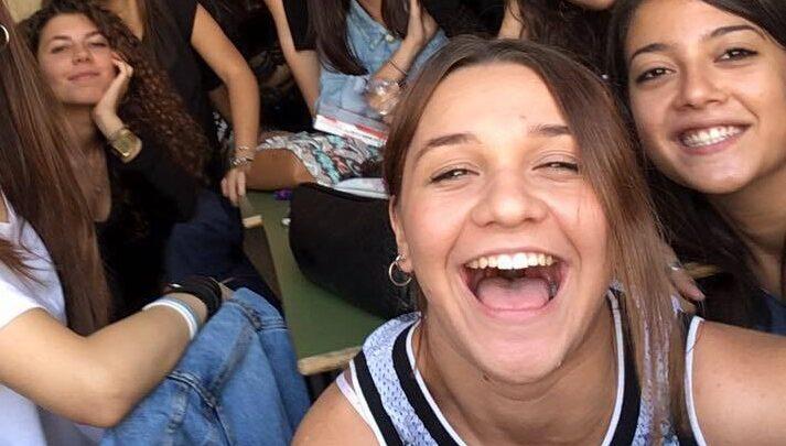 Alessia Ria, 22 anni, una ragazza di Collepasso di cui essere orgogliosi
