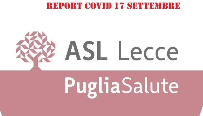 """Report Asl Covid: 930 i """"positivi"""" in provincia (-118), 5 a Collepasso (- 3)"""