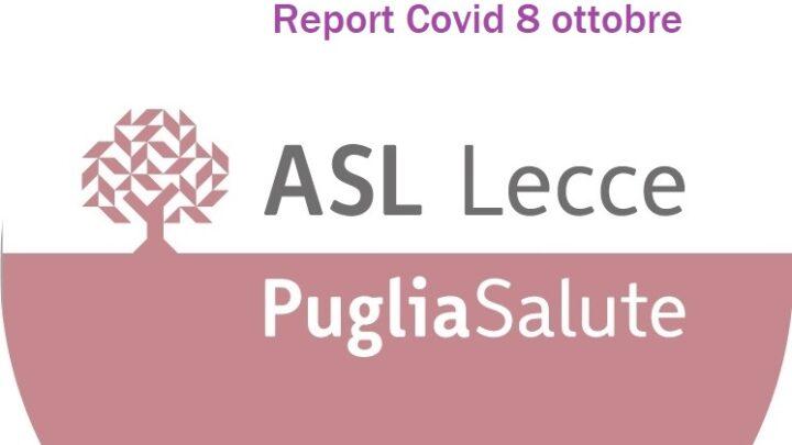 """Report Asl Covid: 534 i """"positivi"""" in provincia (-180), 3 a Collepasso (+1)"""