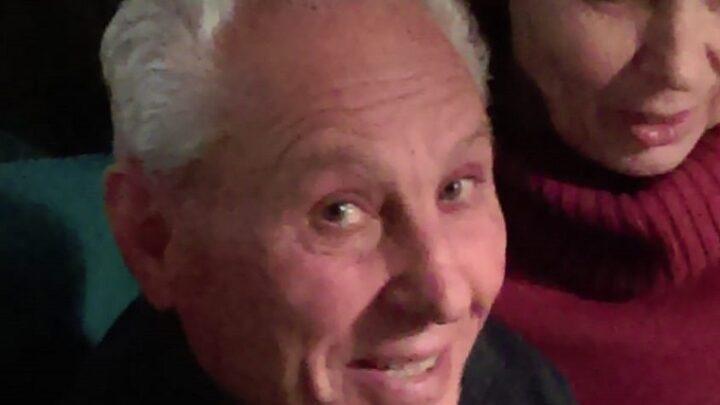 Un tenero ricordo di Anna del padre Donato Coluccia, carabiniere in pensione, scomparso un anno fa