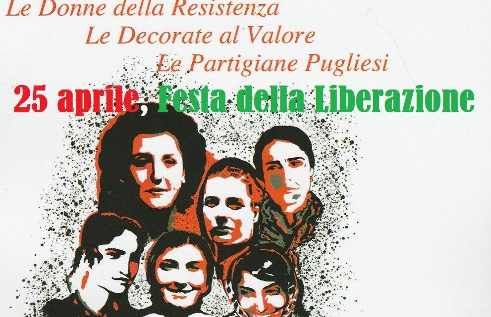 25 aprile, 76° anniversario della Liberazione: le Donne della Resistenza