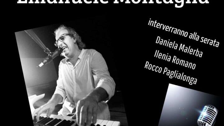 """""""Canzoni di fine estate"""" con Emanuele Montagna (10 settembre, ore 20.30, Parrocchia """"Cristo Re"""")"""