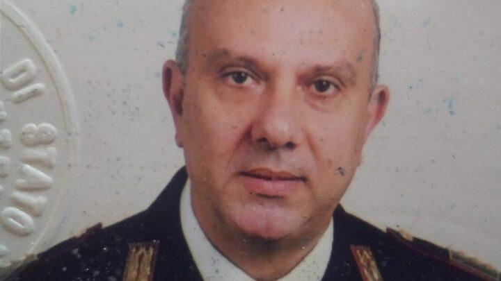 Il collepassese Francesco Rollo, S. C. Polizia di Stato di Bari, in pensione dopo 41 anni di onorata carriera