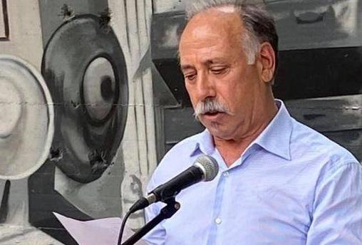 """Grazio Pellegrino, """"Poeta della penna verde"""", al """"Green World Poetry Slam"""" (Spazio Alda Merini"""", Milano)"""