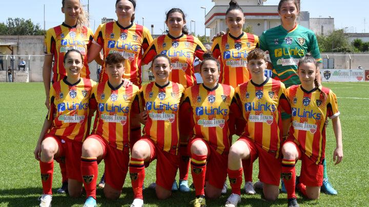 Serie C femminile: Lecce Women-Monreale 2-0