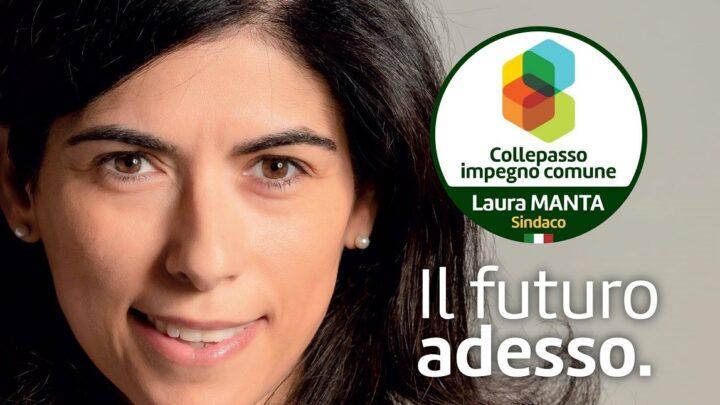 Laura Manta è la nuova sindaca… la prima volta di una donna nella storia di Collepasso
