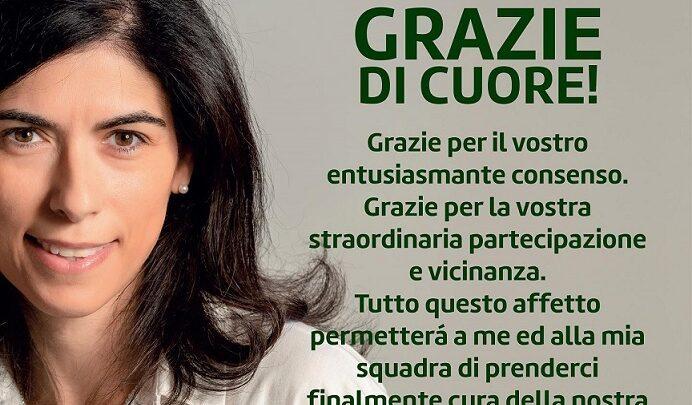 Comizi di ringraziamento di Lucio Russo (domenica 10, ore 19.30) e della sindaca Laura Manta (ore 20)