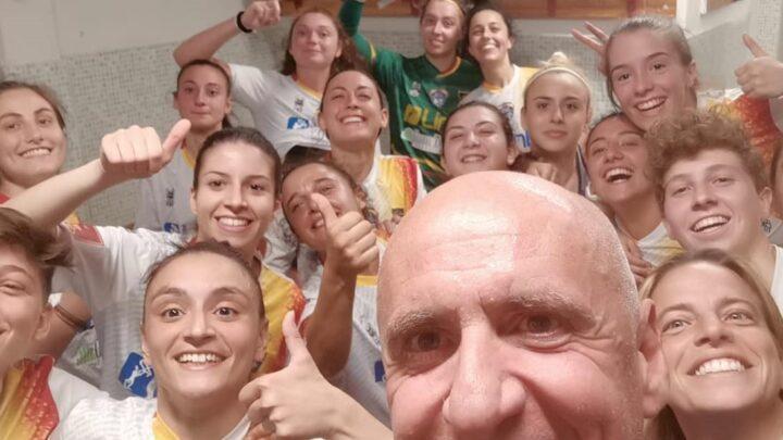 Serie C femminile: Res Women Roma-Lecce Women 2-2