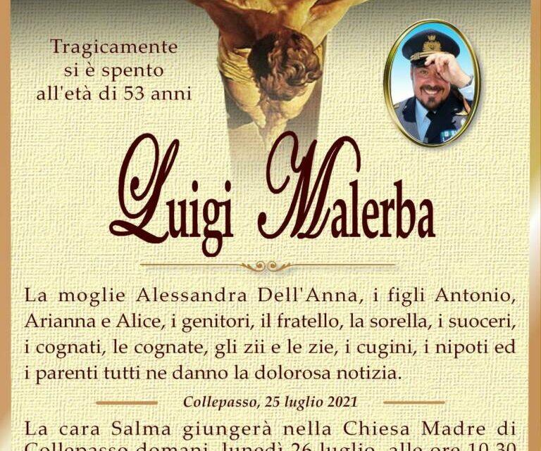 È morto Luigi Malerba