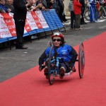 Grazia Turco, campionessa di handbike