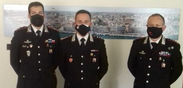Giovani collepassesi in progress: congratulazioni, Capitano Marco Colì!