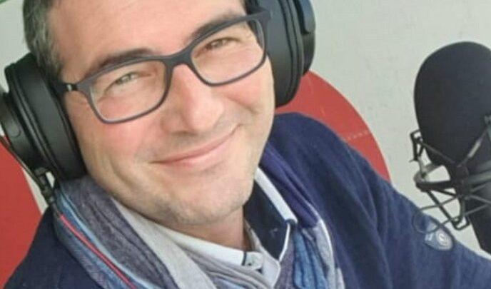 Il giornalista televisivo Mario Vecchio candidato sindaco del centrodestra