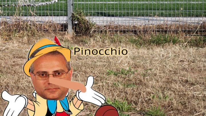 """Le """"verità"""" di Paolo """"Pinocchio"""" sull'""""ignoto"""" diserbante. Goffo tentativo di occultare verità e responsabilità"""