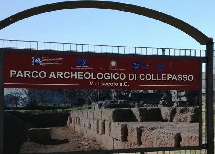 """Elezioni amministrative: ritorna la """"filiera politico-familiare"""". Collepasso nuovo """"Parco archeologico""""?!?"""