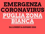 """Anche la Puglia in """"zona bianca"""" da lunedì 14 aprile: cosa cambia"""