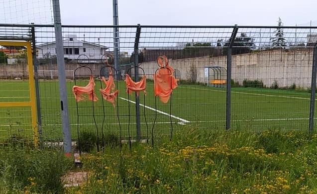 """Il campo sportivo """"non potrà più essere utilizzato"""" dal 1° maggio?!?"""