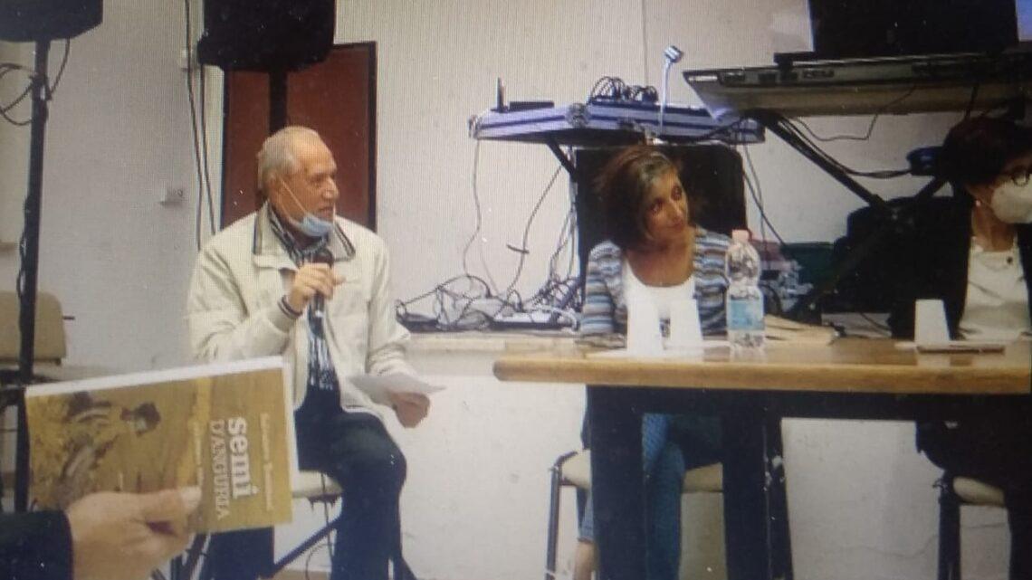 """""""Bellissima serata, di verità, affetto e dialogo sentito""""… la presentazione del libro di Salvatore Tommasi"""