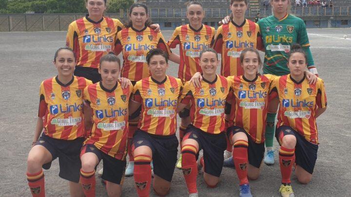Serie C femminile: Sant'Egidio-Lecce Women 1